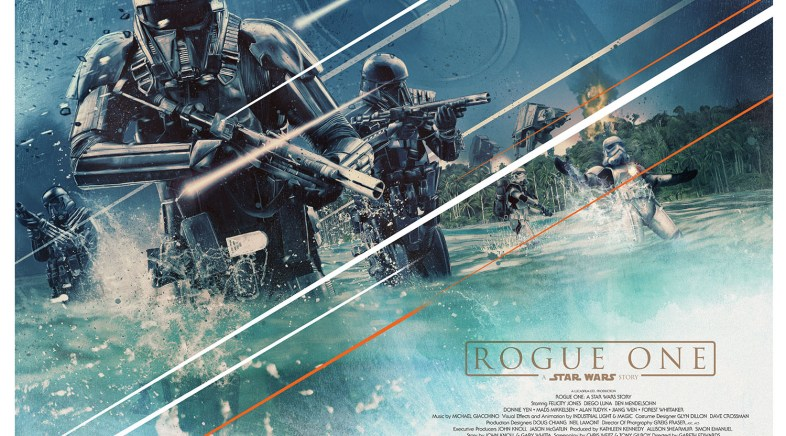 Le Poster Posse s'attaque à Rogue One