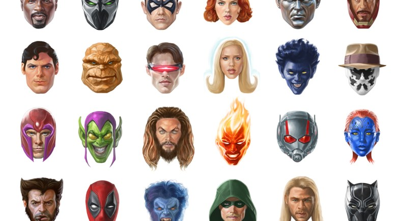 « 300 Heroes Face » : le Projet Fou d'Alberto Russo