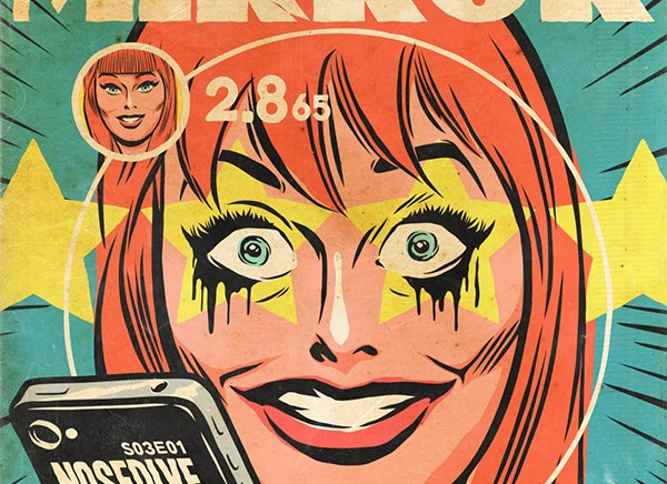 La série Tales from the Black Mirror de Butcher Billy