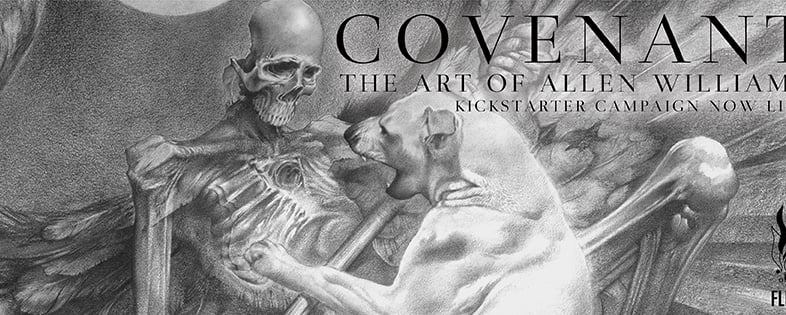 Crowdfunding | Covenant: The Art of Allen Williams