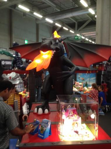 Swiss Toy : La collection dragon et chevaliers de Playmobil