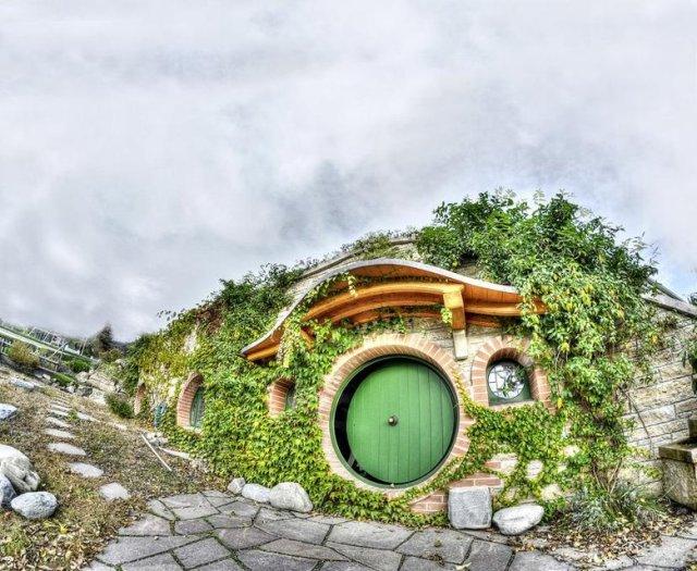 Musée Tolkien, Trou de Hobbit