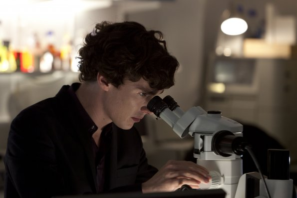 Sherlock au microscope