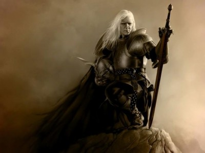 Une représentation commune d'Elric