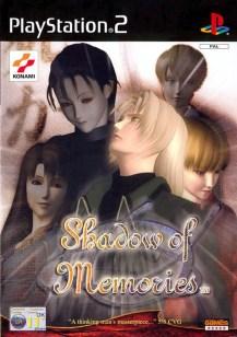 Boîte du jeu Shadow of Memories