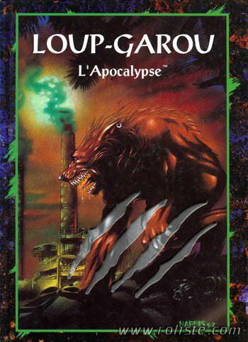La base de Loup-Garou l'Apocalypse