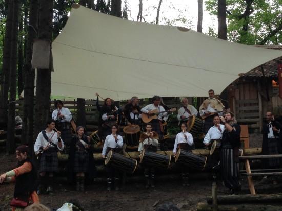 Concert celtique