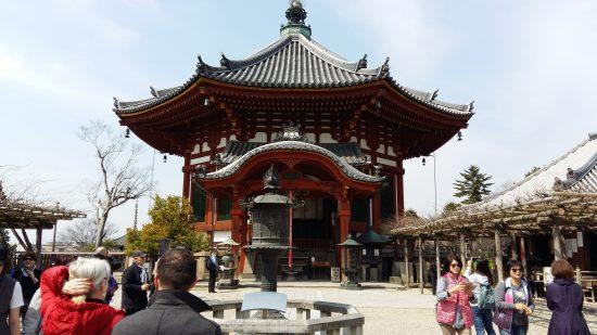 Le temple kofukoji