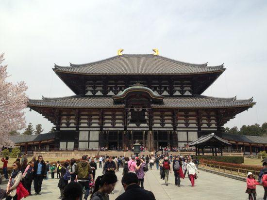 Le temple Todai-ji
