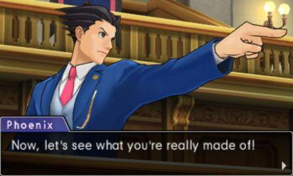 Objection votre Honneur ! - Phoenix Wright