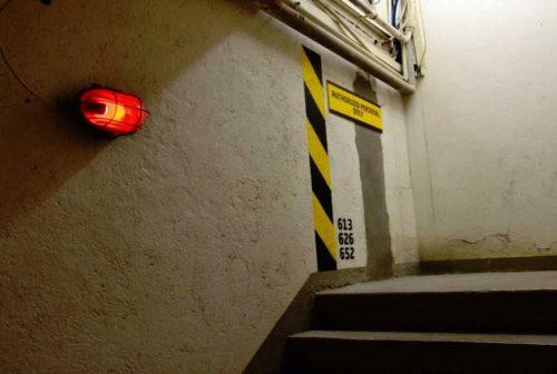 Le bunker d'Area 652, tiré du site World of Escape
