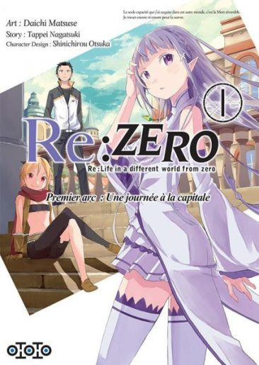 re-zero-light novel