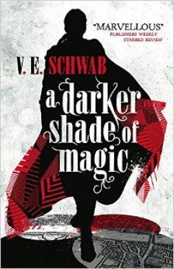 Couverture de a darker shade of magic