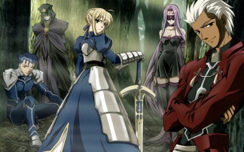 Fate Servants