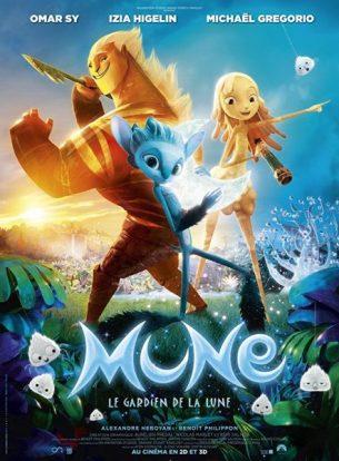 L'affiche du film Mune le gardien de la lune