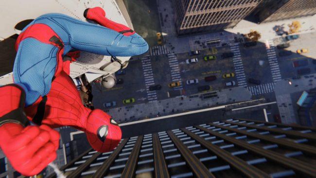 Spider man ville