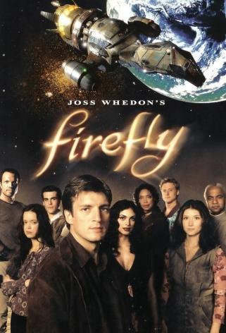 L'affiche de la série Firelfy