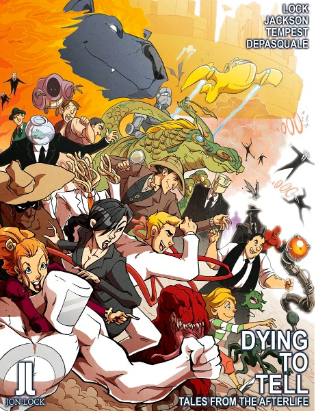 Afterlife Inc. couverture