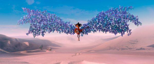 Kubo et l'armure magique - animation