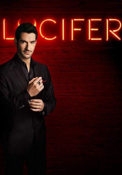 Affiche de la série Lucifer