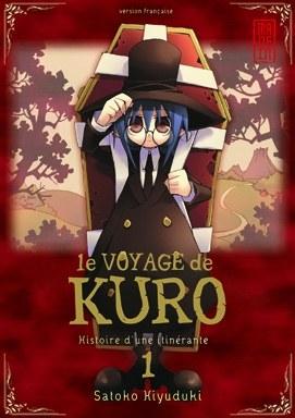 le_voyage_de_kuro_tome 1