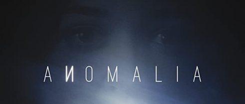 Détail de l'affiche de la série anomalia