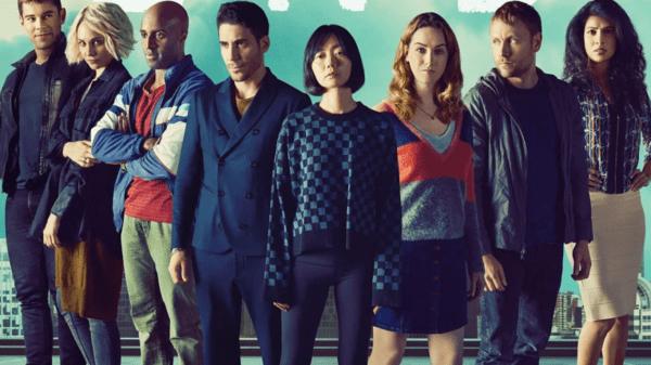 Sense8 protagonistes