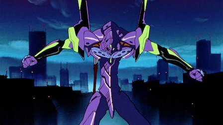 Neon Genesis Evangelion Eva