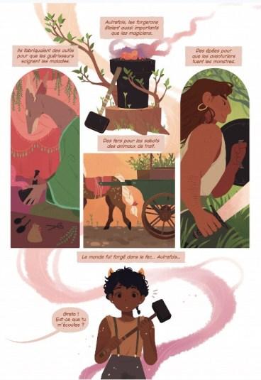Première page du Cercle du dragon-thé