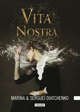Couverture du livre Vita Nostra