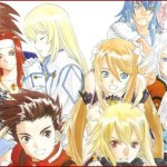 Tales of Symphonia [3 séries d'OAV]