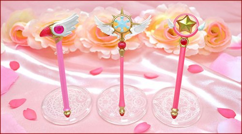 Takara Tomy - Sceptre de Sakura