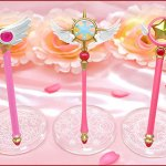 [Goodies] Takara Tomy - Sceptre de Sakura (Cardcaptor Sakura)