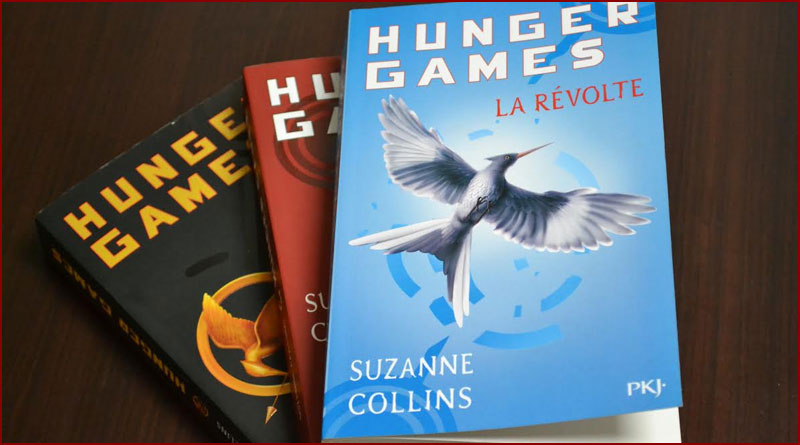 Hunger Games : Trilogie de Suzanne Collins