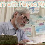 10 Years with Hayao Miyazaki, un documentaire en 4 épisodes sur la vie de Hayao Miyazaki