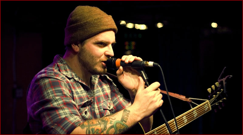 Dustin Kensrue - Gallows