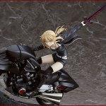 Alter - Saber/Altria Pendragon & Cuirassier Noir 1/8 Figure (Fate/Grand Order)