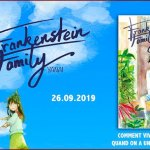 Frankenstein Family arrive chez Chattochatto le 26 septembre