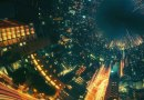 Tokyo de nuit par Masashi Wakui