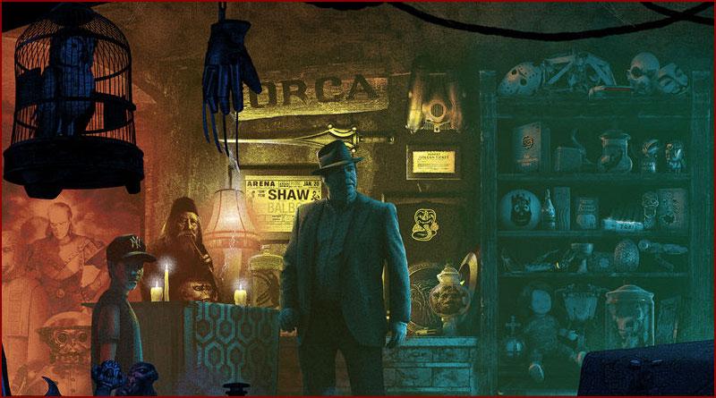 Une affiche de Gremlins - Kevin M. Wilson