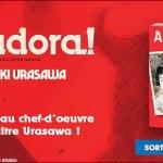 Asadora ! le nouveau Naoki Urasawa arrivera le 31 janvier 2020 !!