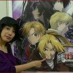 Hiromu Arakawa (Fullmetal Alchemist)  [Mangaka]