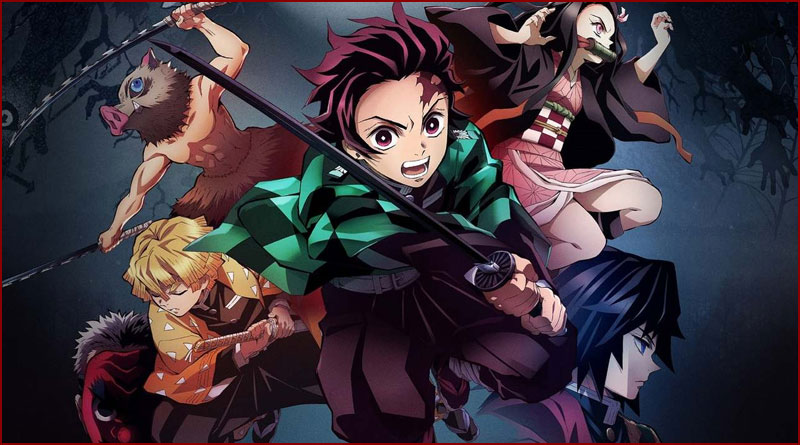 Kimetsu no Yaiba : Demon Slayer