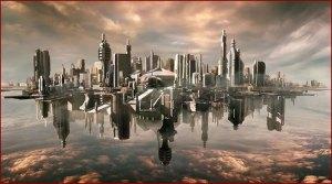 Le site Glow propose une chronologie pour s'y retrouver dans les films, séries ou jeux de SF