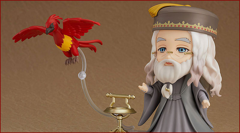 Nendoroid - Albus Dumbledore (Harry Potter)