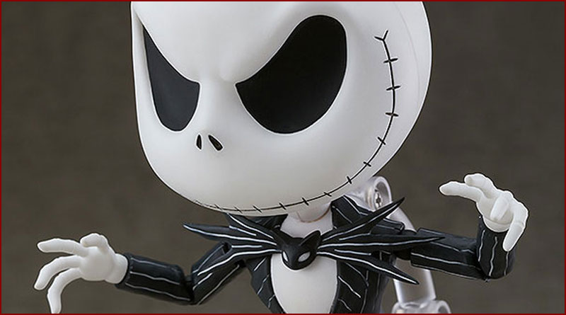 Nendoroid - Jack Skellington (The Nightmare Before Christmas)