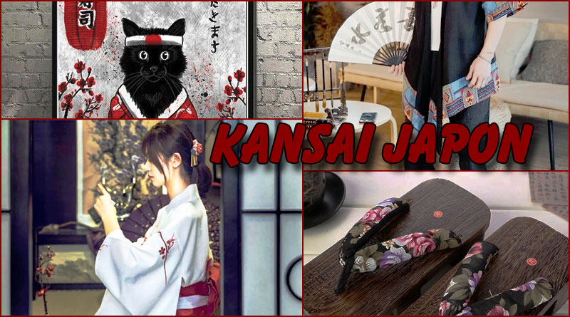 Kansai Japon