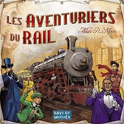Ticket to Ride : Les Aventuriers du rail