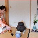 [Culture - Japon] Chanoyu : la Cérémonie du thé japonaise
