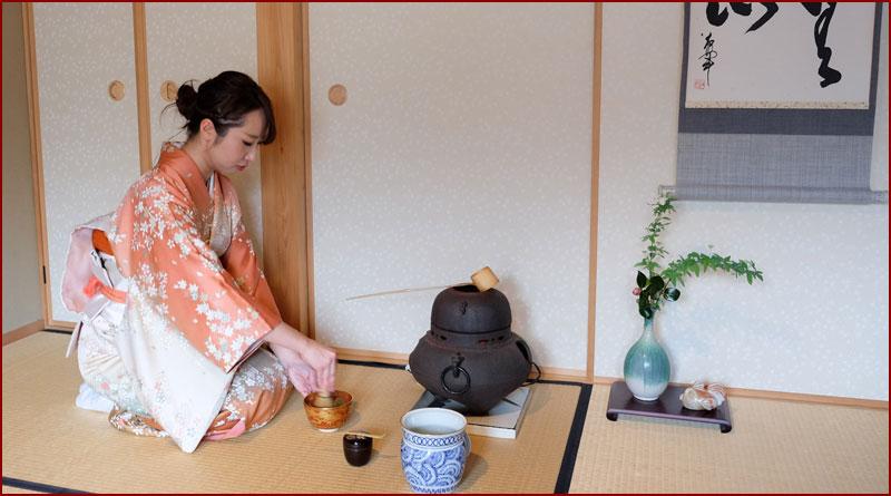 Chanoyu : la Cérémonie du thé japonaise